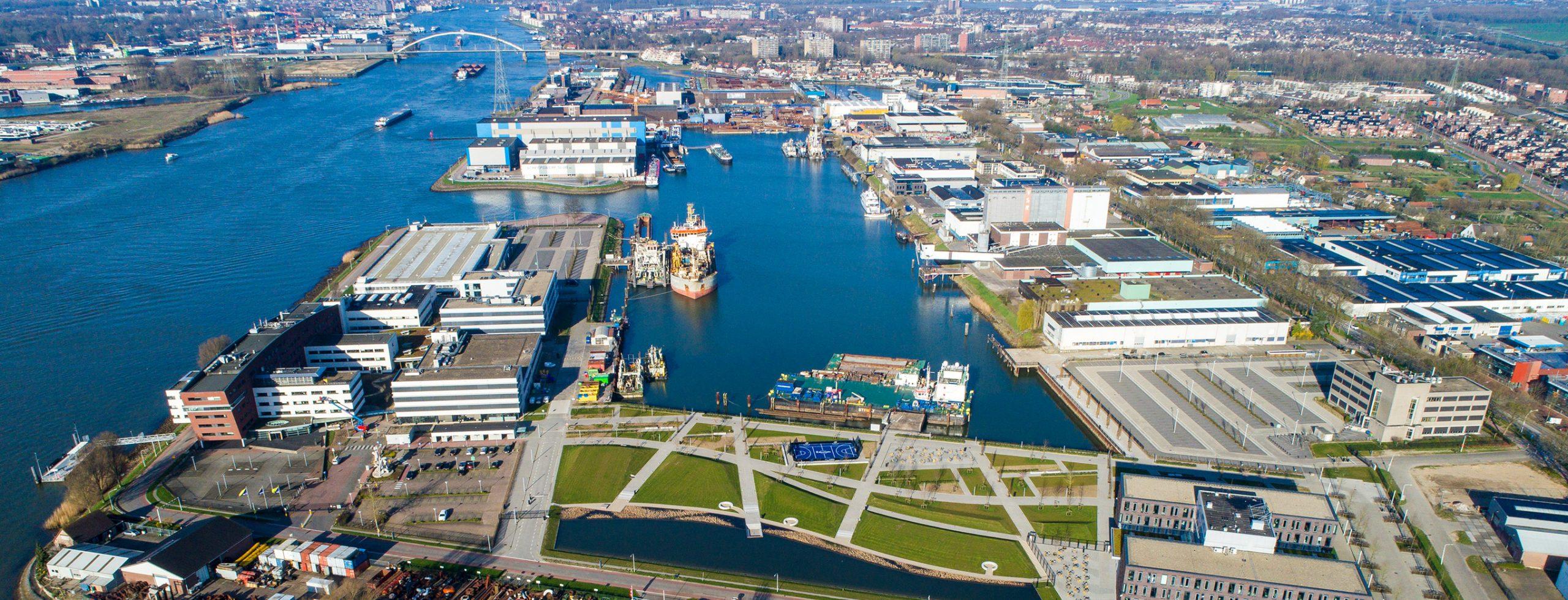 Clusters - Industrieterrein Oosteind
